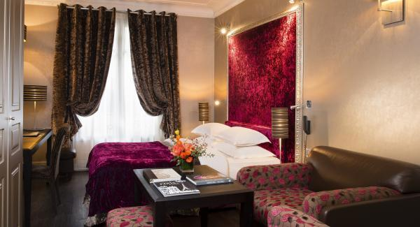 Hotel Ares Eiffel - Deluxe Room