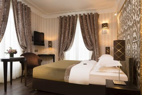 Hotel Ares Eiffel Paris - Superior Twin Room