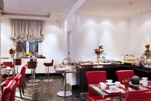 Hotel Ares Eiffel Paris - Breakfast Room